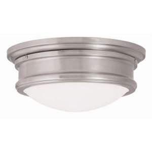 Astor - 18W 2 LED Flush Mount - 13 Inches wide by 5.5 Inches high
