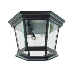 Hamilton - Three Light Flush Mount