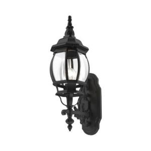 Frontenac - 1 Light Outdoor Wall Lantern in Frontenac Style - 7 Inches wide by 21 Inches high