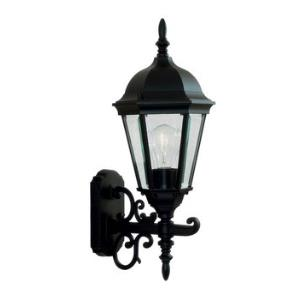 Hamilton - One Light Exterior Lantern