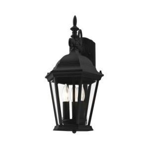 Hamilton - 18.5 Inch 3 Light Outdoor Wall Lantern