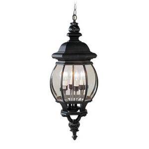Frontenac - Four Light Exterior Lantern