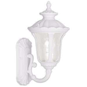 Oxford - One Light Outdoor Wall Lantern
