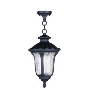 Oxford - One Light Outdoor Hanging Lantern