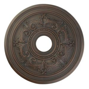 Versailles - Ceiling Medallion in Versailles Style - 22.5 Inches wide by 1.5 Inches high