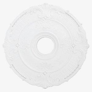 "Buckingham - 22"" Ceiling Medallion"