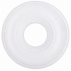 Wingate - Ceiling Medallion in Wingate Style - 12 Inches wide by 1.25 Inches high