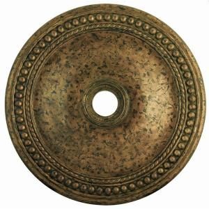 Wingate - Ceiling Medallion in Wingate Style - 36 Inches wide by 2.5 Inches high