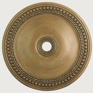 "Wingate - 42"" Ceiling Medallion"