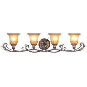 Villa Verona - Four Light Bath Bar