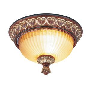 Villa Verona - 2 Light Flush Mount