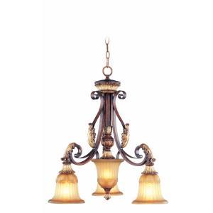 Villa Verona - Three Light Chandelier