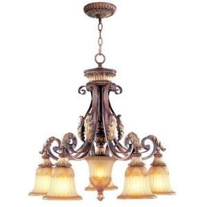 Villa Verona - Five Light Chandelier