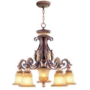 Villa Verona - 6 Light Chandelier
