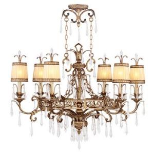 La Bella - Six Light Chandelier