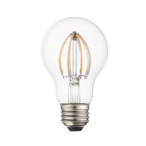 8W E26 Medium Base A19 Pear LOTUS Filament LED Replacement Lamp (Pack of 60)