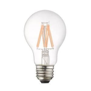 7.7W E26 Medium Base A19 Pear Filament Graphene LED Replacement Lamp (Pack of 10)