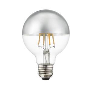 7.7W E26 Medium Base G25 Globe Filament LED Replacement Lamp (Pack of 60)