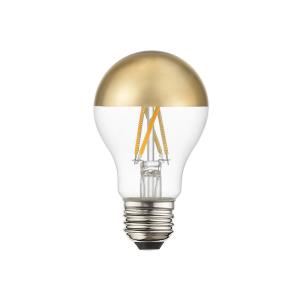7.7W E26 Medium Base A19 Pear Filament LED Replacement Lamp (Pack of 60)