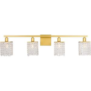 Phineas - Four Light Wall Sconce