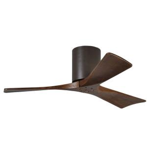"Irene-3H - 42"" Flushmount Paddle Fan"