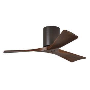 "Irene-3H - 60"" Flushmount Paddle Fan"