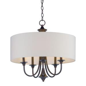 Bongo - Five Light Pendant