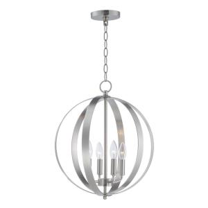 Provident - 19 Inch Four Light Pendant