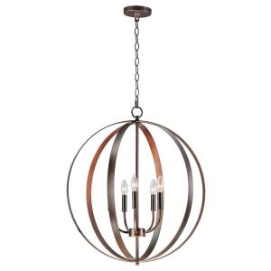 Provident - 24 Inch Five Light Pendant