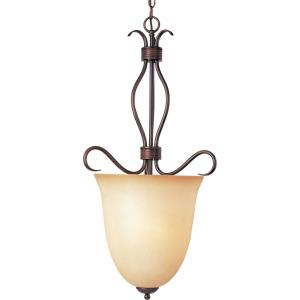 Basix - Two Light Entry Foyer Pendant