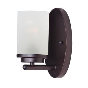 Corona-One Light Wall Sconce in Contemporary style-4.5 Inches wide by 8.25 inches high