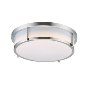Rogue - 17 Inch 20W 1 LED Flush Mount