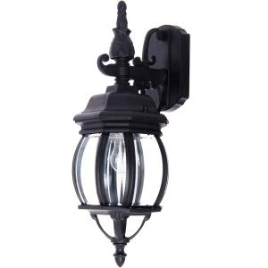 Crown Hill - One Light Outdoor Wall Mount