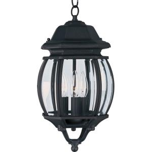 Crown Hill - Three Light Outdoor Hanging Lantern