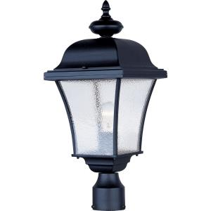 Senator - 1 Light Outdoor Pole/Post Mount