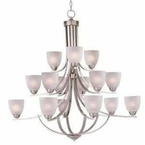 Axis - Fifteen Light 3-Tier Chandelier