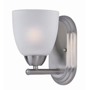 Axis-One Light Wall Sconce in Transitional style-5 Inches wide by 8 inches high