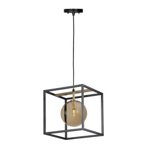 Fluid-4W 1 LED Pendant-11.75 Inches wide by 12.5 inches high