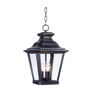 Knoxville - Three Light Outdoor Pendant