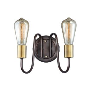 Haven - Two Light Wall Sconce