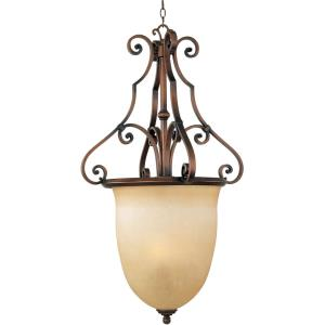 La Scalla - Three Light Entry Foyer Pendant