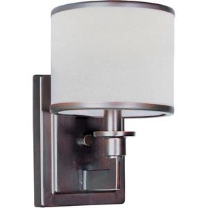 Nexus-One Light Wall Sconce in Contemporary style-6 Inches wide by 9.75 inches high