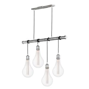 Early Electric - 40.5 Inch 14W 4 LED Pendant