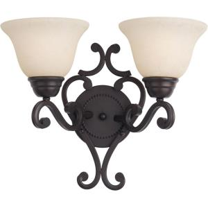 Manor - Two Light Wall Sconce