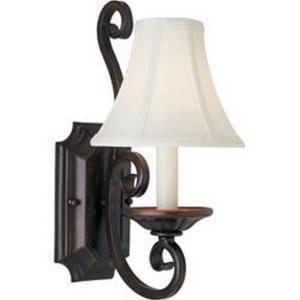 Manor - One Light Wall Sconce