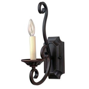 Manor - 1 Light Wall Sconce