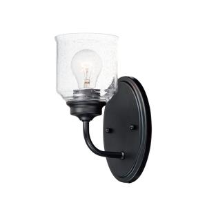 Acadia-One Light Wall Sconce-5 Inches wide by 10.5 inches high