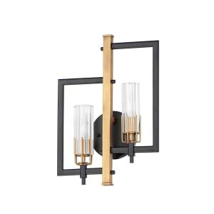 Flambeau - Two Light Wall Sconce