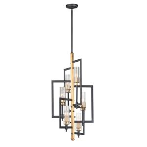 Flambeau - Six Light Chandelier