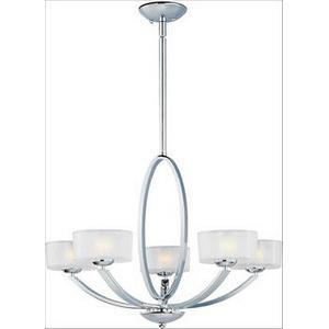 Elle - Five Light Chandelier